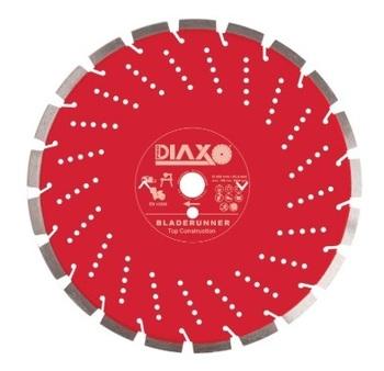 Disques diamantés Blade Runner Top construction Diaxo pour béton fortement armé
