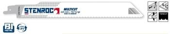 5 Lames de scie Multicut UM700BI 300mm Stenroc