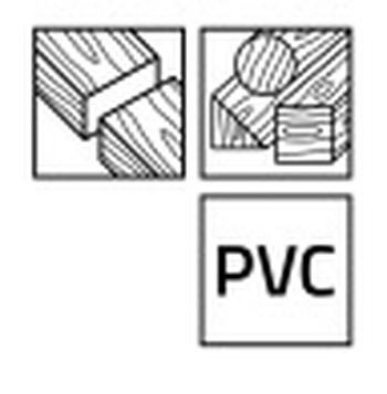 5 Lames de scie sauteuse pour bois WS130CV Stenroc