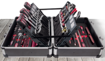 VALISE D'OUTILS UNIVERSELS P500