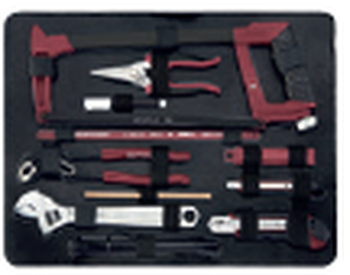 VALISE D'OUTILS UNIVERSELS PRO-LINE